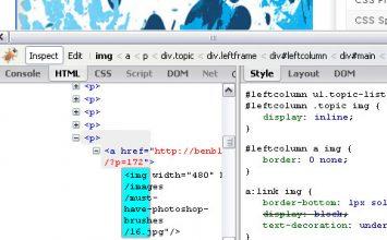 Linkovi za php/html/css magove