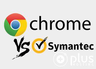 Chrome 70 i Symantec SSL