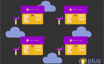 Koja je razlika između domene i hostinga?
